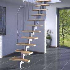 Модульная лестница Dolle Athena
