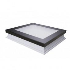 Мансардное окно для плоской кровли Fakro DXF DU6 100*100