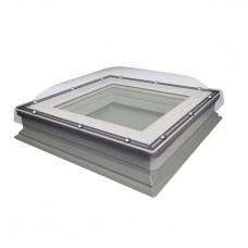 Мансардное окно для плоской кровли Fakro DXC-C P2 100*100