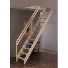 Деревянная лестница Minka Boras
