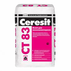 Ceresit CT-83 Клей для пенопласта 27 кг