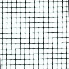 """Сетка полимерная Tenax """"S-38"""" черный (1х200м)"""